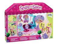 Cool Create Snips Salon - Glitter Glam Salon Playset